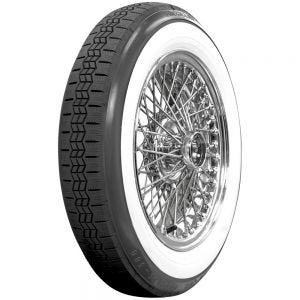 Michelin | Whitewall | 500/520-15 | New Old Stock