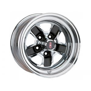 14x7 Olds SS3 | Chrome/Black | Discontinued