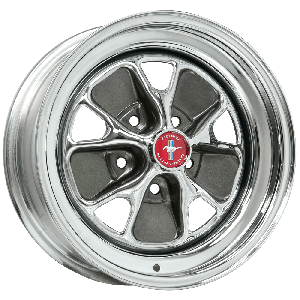 "14x7 Ford Styled Steel | 5x4 1/2"" bolt 
