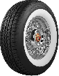 BF Goodrich Silvertown Radial | 2 3/4 Inch Whitewall | 225/75R15