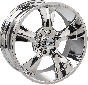 "20x9 Booster 6 | 6x135mm"" bolt 