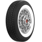 American Classic Radial | 2 1/2 Inch Whitewall | 205/75R15