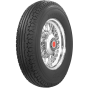 Firestone Bias Ply | Balloon Tire | Blackwall