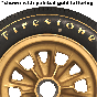 Firestone Indy Tire | 15 Inch