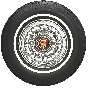 Maxxis | 3/4 Inch Whitewall | 205/70R15