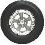 M&H Radial Drag Rear | 325/50R15