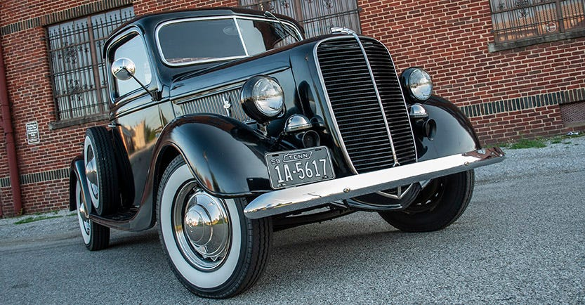 Coker Classic 16 inch radials