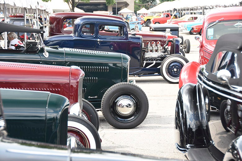 NSRA Street Rod Nationals 2018 Photo Coverage