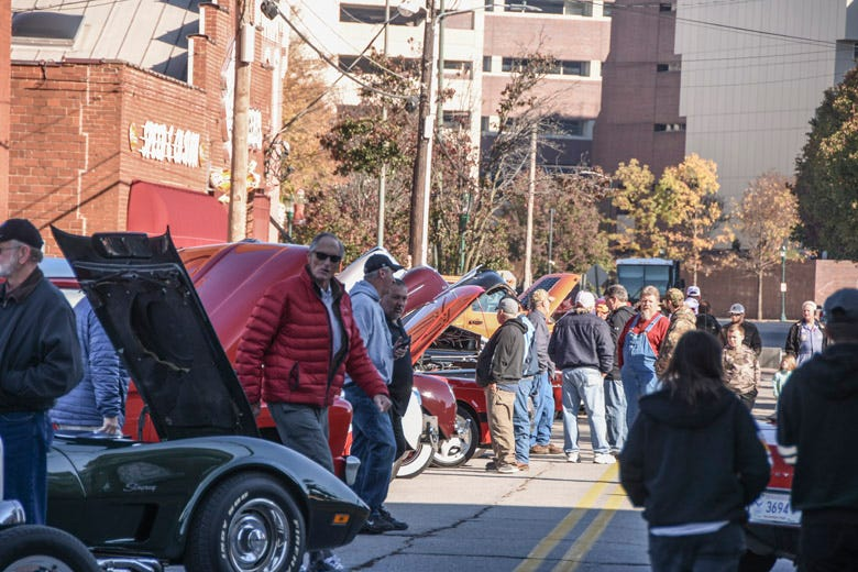 Chattanooga Cruise In Toy Drive 2018 Coverage