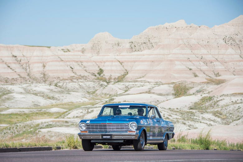 Rapid City to Sioux Falls, SD--Day 7 of the Great Race