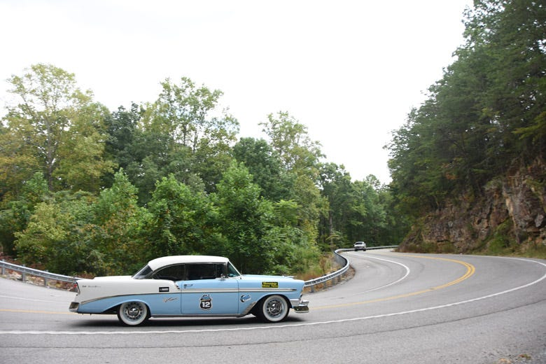 Coker Tire Challenge Day 2 Photo Gallery