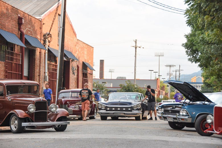 The Goodguys Hall of Fame Road Tour Stops in Chattanooga