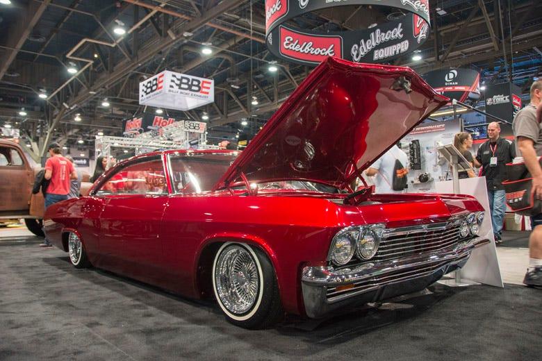 SEMA Feature Vehicle--1965 Chevy Impala Lowrider