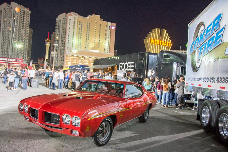 Final Day Highlights from SEMA 2016 and the SEMA Ignited Event