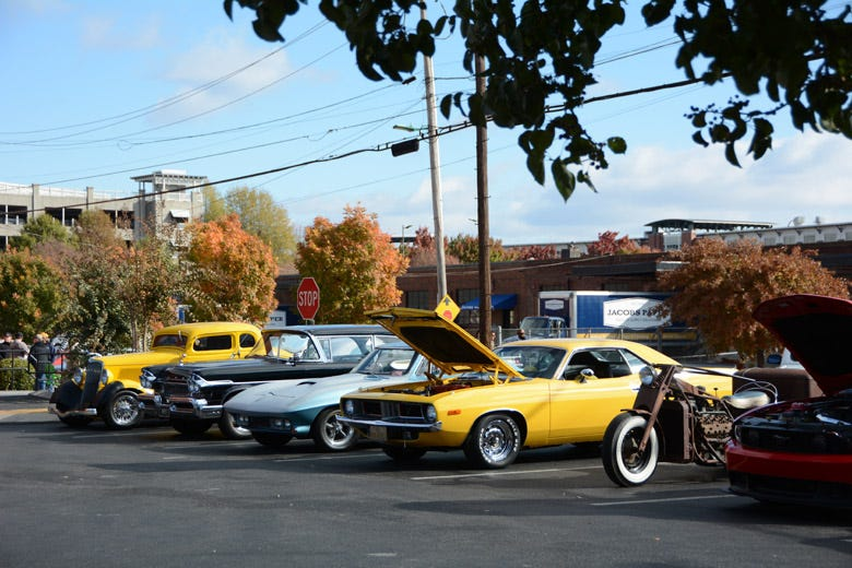 The 2nd Annual Chattanooga Cruise In Toy Drive