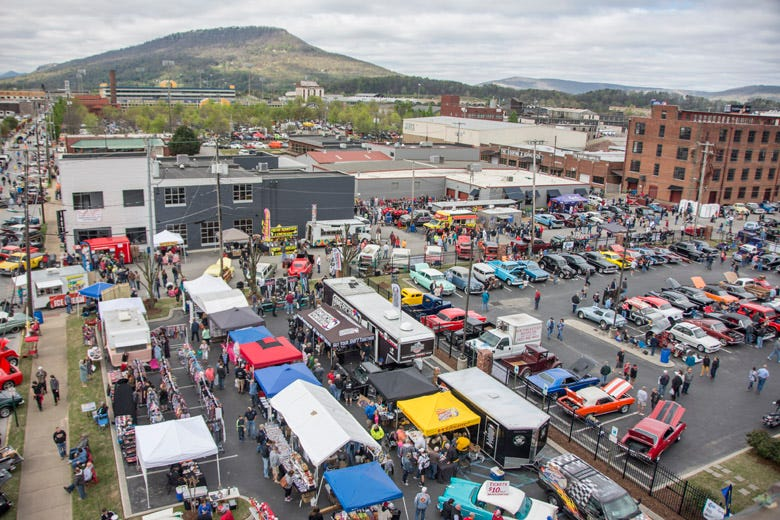 Photo Coverage from the 2017 Chattanooga Cruise In