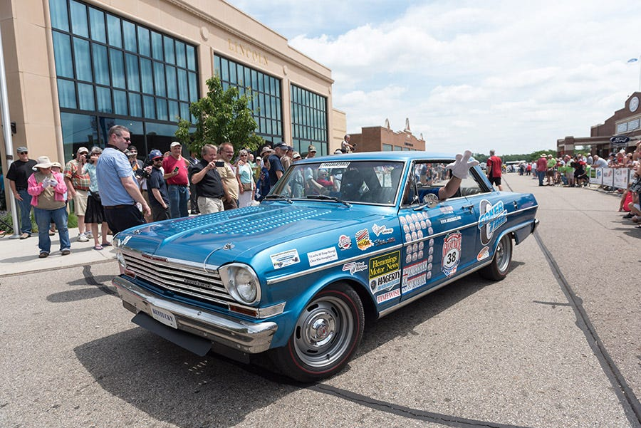 Museums Galore -- Day 6 of the 2017 Great Race