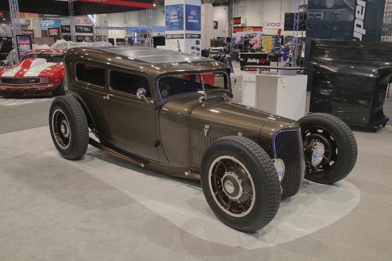 SEMA Battle of the Builder Top Three Finalists Ride on Coker Tires!