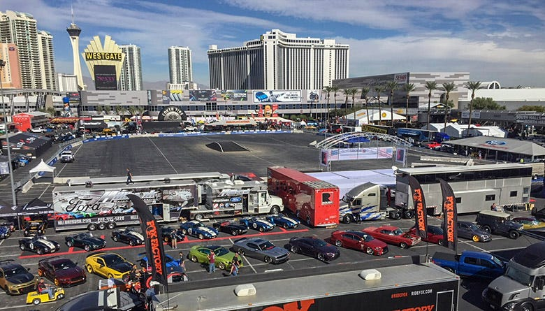 SEMA 2017 Highlights from Day One in Las Vegas