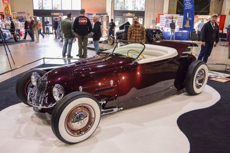 Grand National Roadster Show 2018 Photos