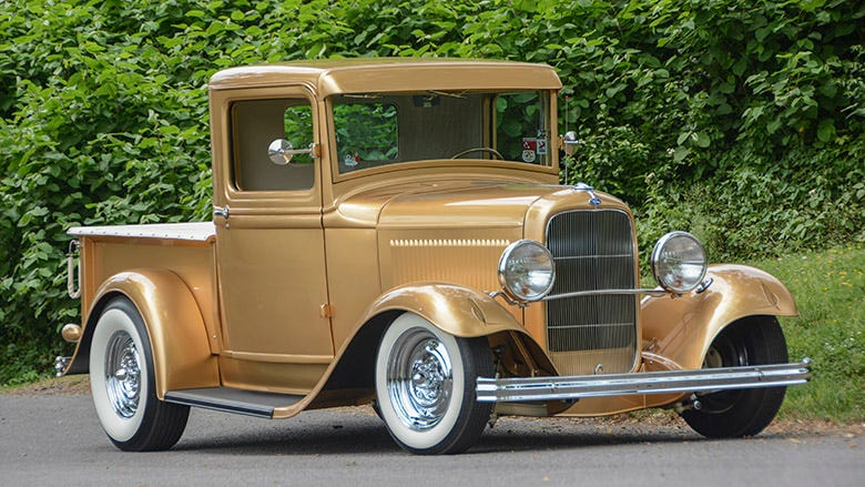 Coker-Equipped Rides from the NSRA Street Rod Nationals South
